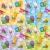 végtelenített · húsvét · minta · tavasz · húsvéti · tojások · nyulak - stock fotó © unweit