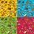 конфеты · шаблон · четыре · различный · фоны - Сток-фото © unweit