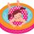 little girl splashing in the summer inflatable pool stock photo © urchenkojulia
