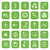 zielone · eco · samochód · elektryczny · spadek · cień - zdjęcia stock © urchenkojulia