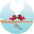 かわいい · 鳥 · 挨拶 · 赤ちゃん · 鳥 - ストックフォト © urchenkojulia