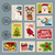 postage stamps for christmas stock photo © user_10003441
