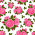 pink roses pattern stock photo © user_10003441