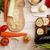 hoop · wortelen · mes · vers · organisch - stockfoto © user_11056481