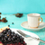 slice of bilberry cake stock photo © user_11056481