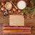 hazırlık · Noel · yılbaşı · malzemeler · tatil · süslemeleri - stok fotoğraf © user_11056481