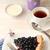 ruw · veganistisch · plaat · plakje · cake · witte - stockfoto © user_11056481