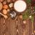 yılbaşı · kurabiye · biçim · kardan · adam - stok fotoğraf © user_11056481