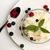 túró · fehér · csészealj · tányér · étel · fa - stock fotó © user_11056481