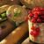 vermelho · groselha · comida · natureza · verão · prato - foto stock © user_11056481