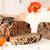 ローフ · ライ麦 · パン · 酵母 · ごま - ストックフォト © user_11056481