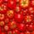 Background of group fresh organic tomatoes stock photo © user_11056481