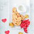 Печенье · сахар · корицей · продовольствие · завтрак - Сток-фото © user_11224430