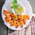 frito · limón · servido · superficie - foto stock © user_11224430