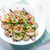 frito · abobrinha · fatias · manteiga · alho · comida - foto stock © user_11224430
