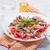 toranja · salada · azeitonas · manjericão · tabela - foto stock © user_11224430