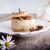 яблоко · орехи · изюм · поверхность - Сток-фото © user_11224430