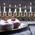 küçük · tatlı · çörek · çanak · ahşap · yüzey - stok fotoğraf © user_11224430