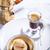 amandelen · cookies · amandel · frans · witte · oppervlak - stockfoto © user_11224430