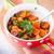 cenouras · bandeja · comida · bebê · vidro - foto stock © user_11224430