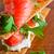 salmão · comida · festa · fundo · queijo · prato - foto stock © user_11224430