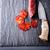 İspanyolca · chorizo · dilimleri · kırmızı · baharatlı · füme - stok fotoğraf © user_11224430