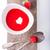 tál · eper · piros · édes · zselé · zöld - stock fotó © user_11224430