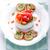 ızgara · kabak · hazırlık · gıda · restoran - stok fotoğraf © user_11224430