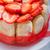 torta · epertorta · eper · szalag · ünneplés · édes - stock fotó © user_11224430