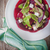 remolacha · hoja · alimentos · fondo · verde · ensalada - foto stock © user_11224430