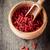 gedroogd · bessen · tabel · voedsel · Rood - stockfoto © user_11224430