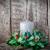 Navidad · símbolos · cubo · champán · botella · guirnalda - foto stock © user_11224430