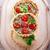 mini spinach quiche stock photo © user_11224430