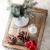 srebrny · symbolika · christmas · drzewo · dekoracje · liści - zdjęcia stock © user_11224430