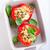 詰まった · 鐘 · ピーマン · 3 ·  · 赤 · 緑 - ストックフォト © user_11224430