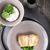 жареный · рыбы · белый · пластина · мяса · томатный - Сток-фото © user_11224430