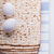 matza and eggs for jewish celebration passover stock photo © user_11224430