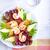 avokádó · Seattle · saláta · mustár · mártás · tálca - stock fotó © user_11224430
