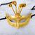 venedik · maske · altın · yalıtılmış · siyah · maske - stok fotoğraf © user_11224430