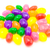 colorful jelly beans white background stock photo © user_9323633