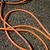 laranja · cordão · terreno · trabalhar · fundo · cabo - foto stock © user_9323633