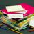 negócio · documentos · escritório · livro · imprimir - foto stock © user_9323633