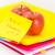 escritório · documentos · maçãs · necessidade · vitamina · c · apresentar - foto stock © user_9323633