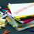 negócio · documentos · importante · escritório · livro - foto stock © user_9323633