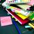 メッセージ · 作業 · デスク · 会議 · 明日 · オフィス - ストックフォト © user_9323633