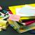 business · documenten · geen · slaap · kantoor - stockfoto © user_9323633