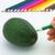 desenho · abacate · como · frutas · legumes - foto stock © user_9323633