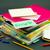 negócio · documentos · reciclar · escritório · livro - foto stock © user_9323633