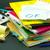 business · documenten · kantoor · boek - stockfoto © user_9323633