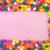 quadro · rosa · colorido · fundo · cor - foto stock © user_9323633